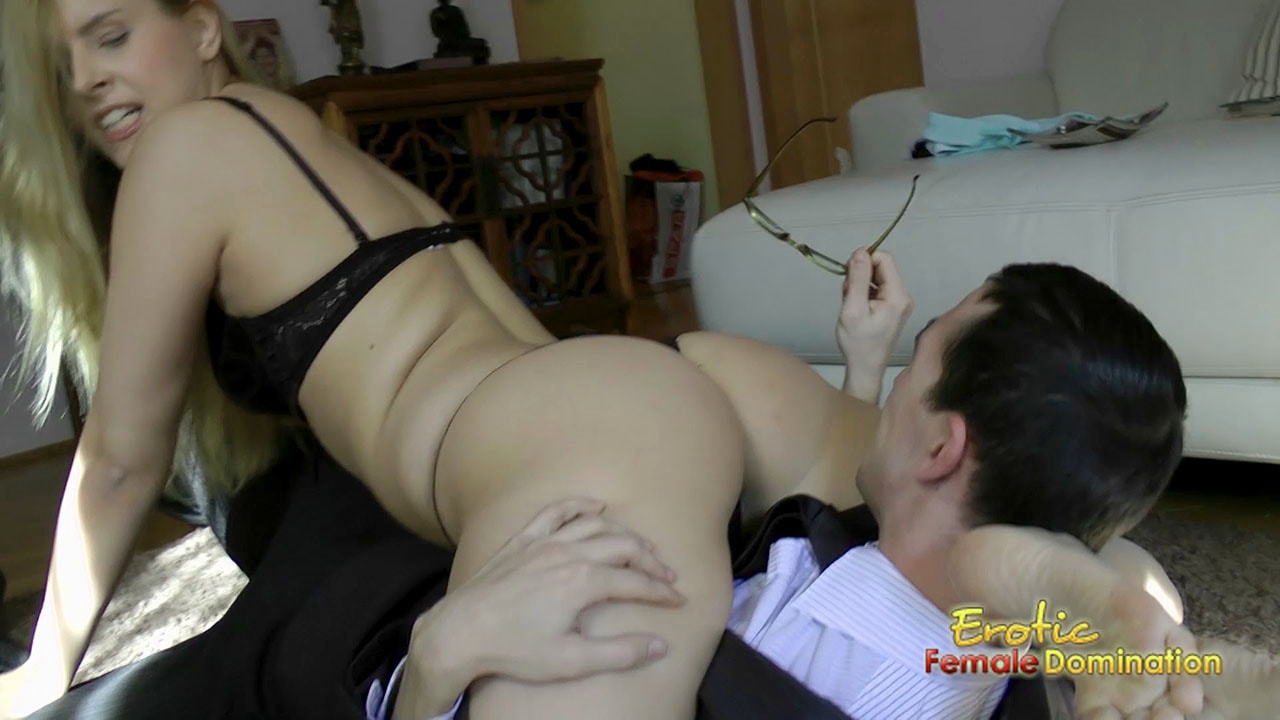 Female domination lessons can