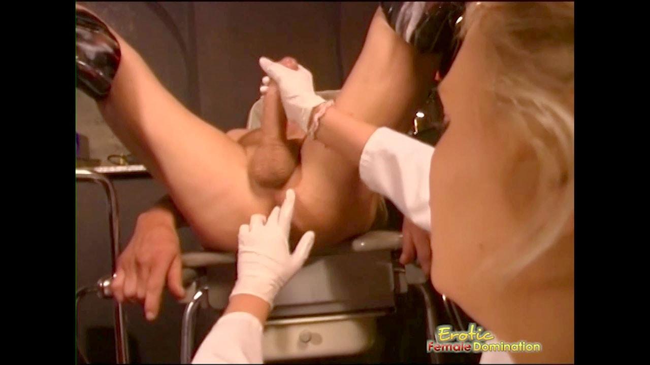 Ass fingered gets Guy