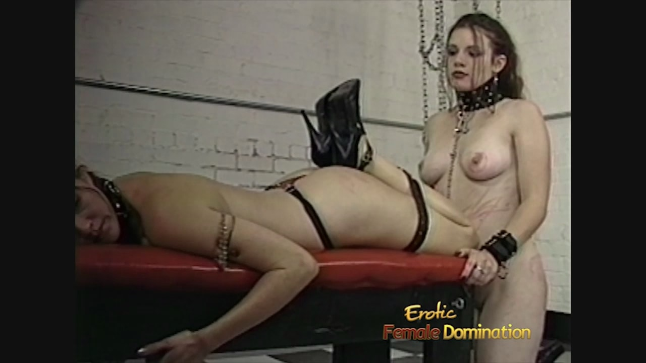 Bondage female domination stories happens