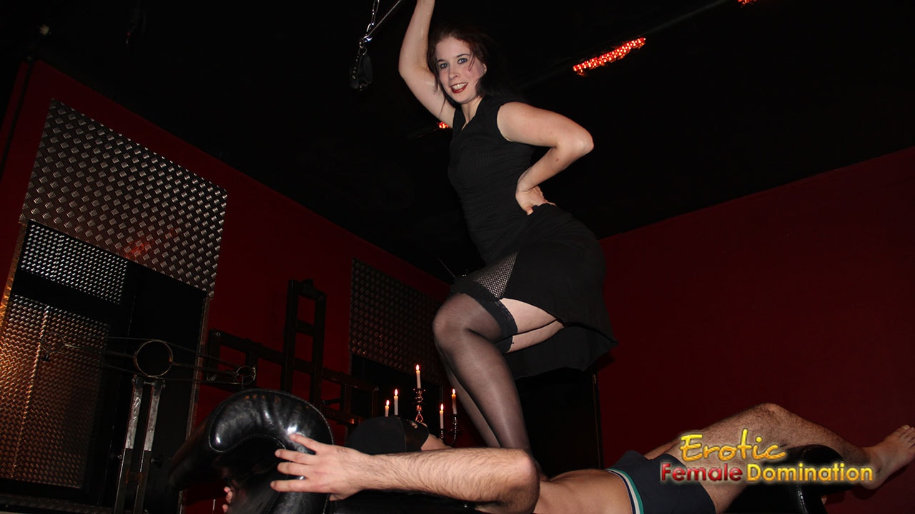 female domination pictures trample