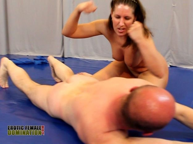 She Was Cheated Sex Fight | Erotic Female Domination | Femdom