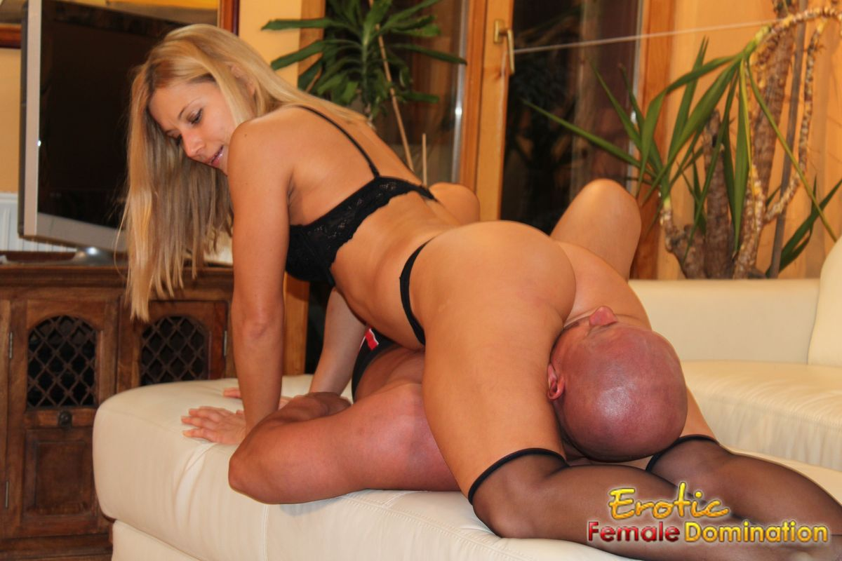 sexual domination by female ove husband