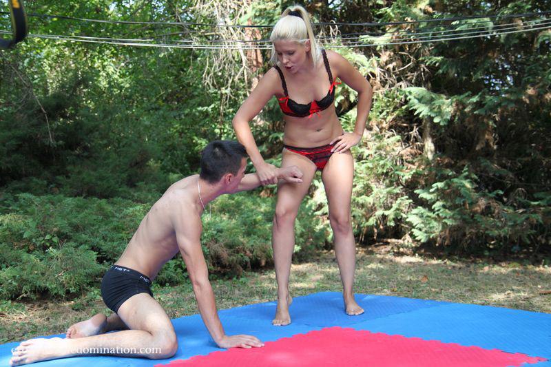 Advanced degrading training lesson 8