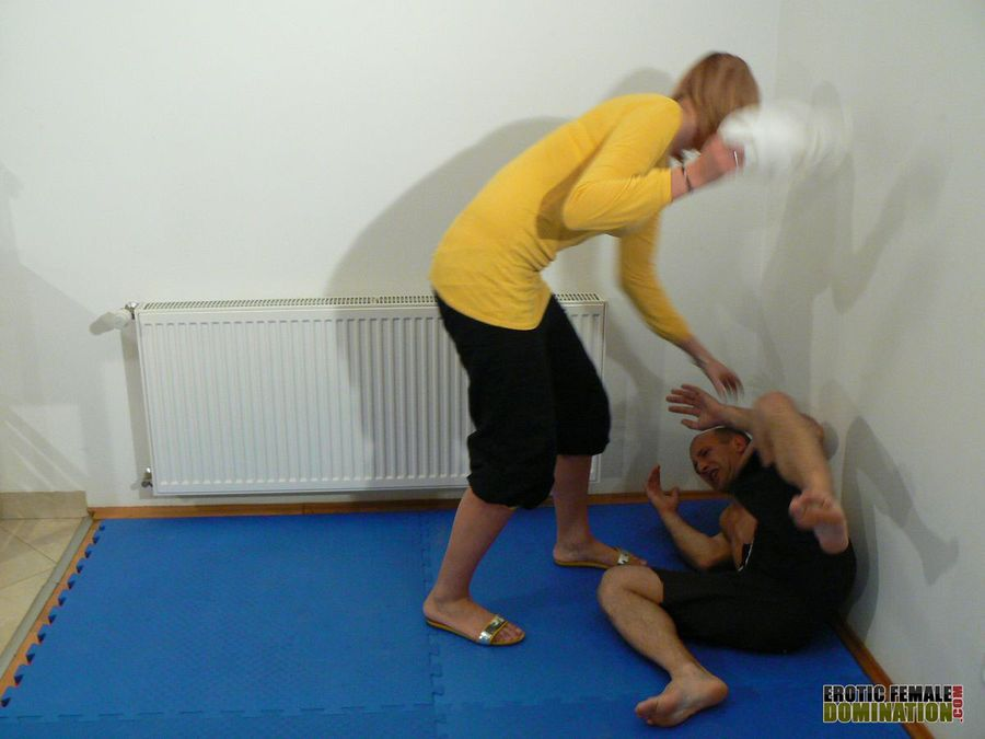 Argued that Domestic discipline female domination this strengthened