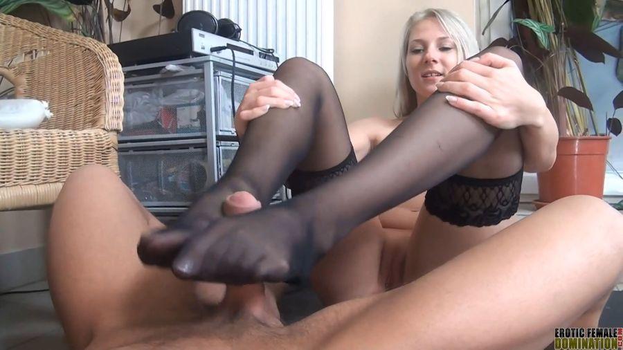 Erotic dominance video