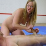 I beat you – Nude Sex Fight