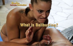 What is ballbusting? – Pleasure through pain