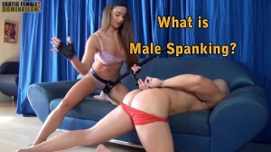 What Is Male Spanking
