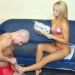 Cheating Husband Taught Ballbusting Lesson