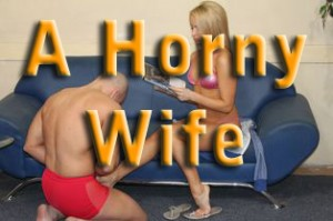 A Horny Wife's Facesitting Story: Becoming A MILF Mistress
