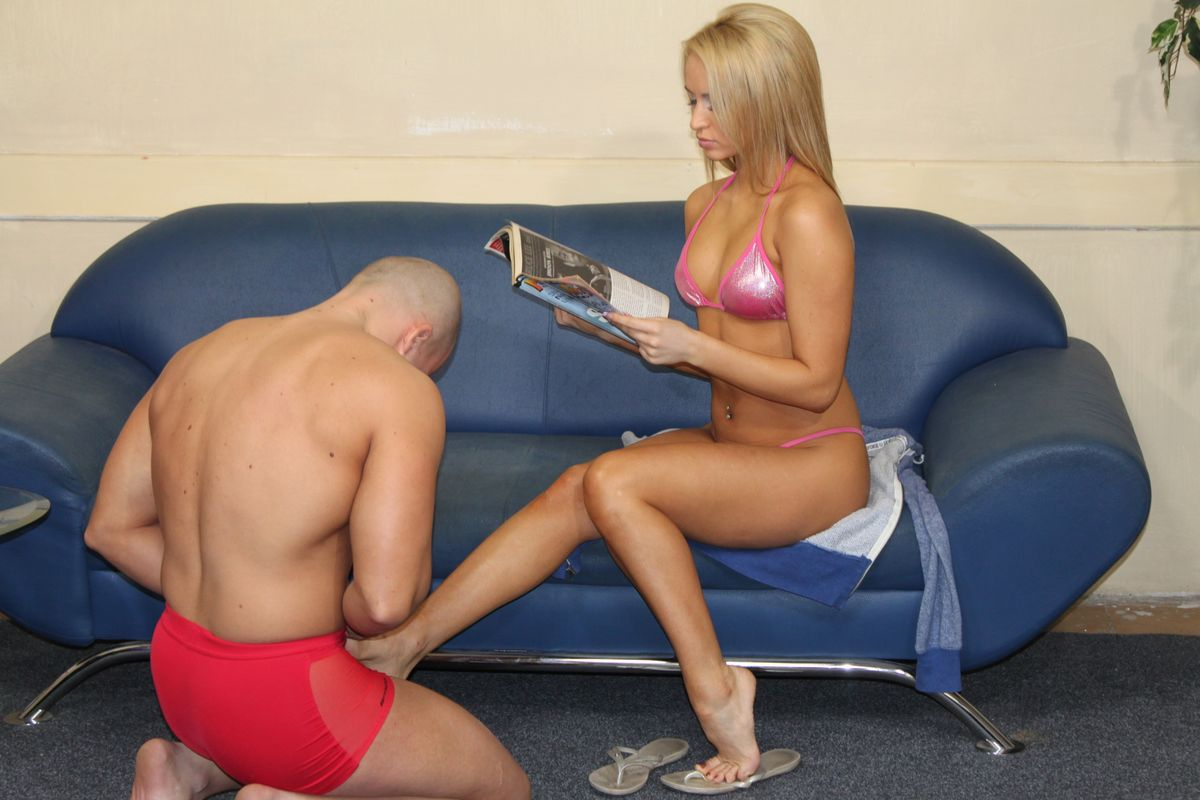 Female Domination Stroking Stories