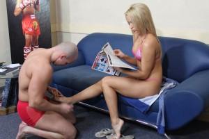 Ook domination high dvd blonde