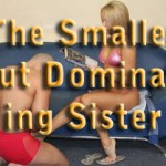 The Smaller But Dominating Sister