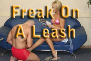Freak On A Leash: Submissive Stories Of Domination
