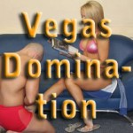 Vegas Domination: How A Rich And Successful Woman Punishes Unsuspecting Men
