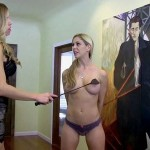 Mistress Randy Interviews New Slave