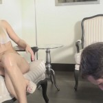 Cuckold Mistress from another world – Interview