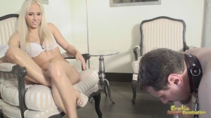 Cuckold Mistress from another world c