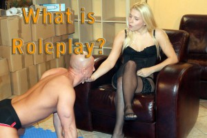 What is Roleplay? Sexual & Erotic Roleplay Information