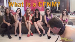 What is CFNM? Information on Clothed Female Naked Male Fetish