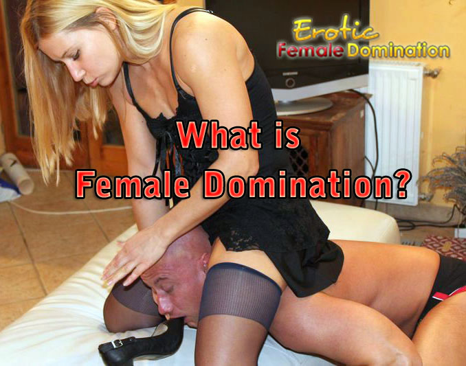 Female domination contacts