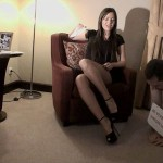 Financially Abusive Mistress Calls Master About Slave Payments