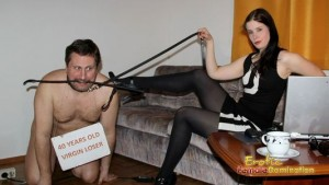 Missed femdom session ideas blowjob
