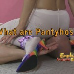 What are Pantyhose? Stockings, Tights & Leg Fetishes