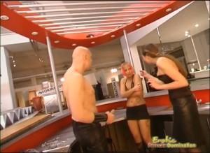 Preparing A Slave For Public Humiliation