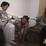Goddess Gloria Instructs Cuckold Frank On How To Masturbate