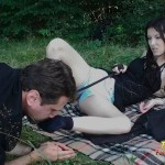 Public Femdom Sniffing Of Feet And Boots