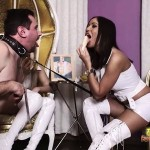 This Is How A Domme Pleasures A Real Man