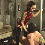 A male slave that will do anything his mistress tells him to
