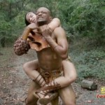 Demon Girl Breaks A Fearless Warrior
