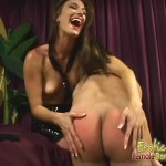 Miss Brandi Loves To Give Her Slave A Good Lesson