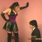 Ordinary Day In The Life Of Dominatrix