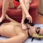 Dominant Italian Slut Fucked Hard By Her Slave