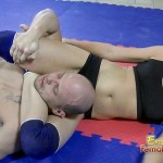 Wrestling With Maya Is Not A Pleasent Experience