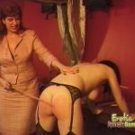 Dominatrix Teacher Punishes A Bad Girl