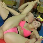 Mistress Mira Is Treated As She Treated Her Male Opponents