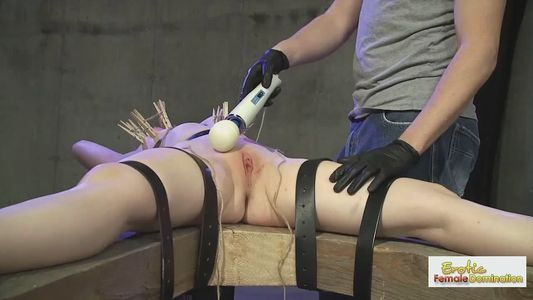 Transexual domination video