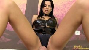 Shalina forward and reverse facesitting in panties