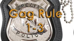Gag Rule – page 1-3