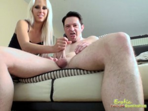 The Cuckolding Bull Mistresss pleasure toy - Interview