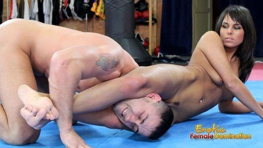 Erotic Female Wrestling Stories-3035