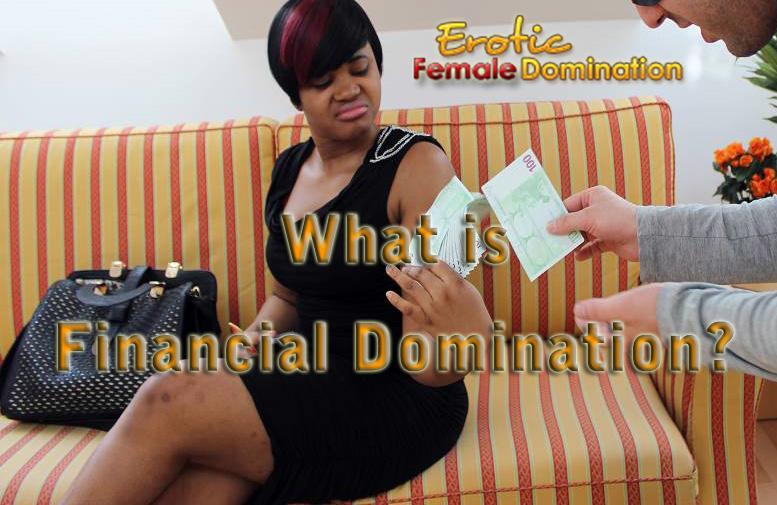 financial domination money