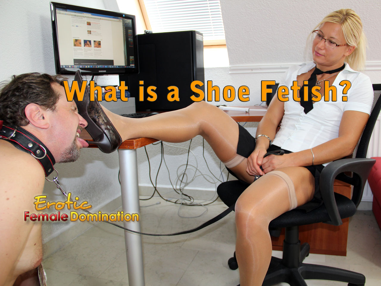shoe fetish video