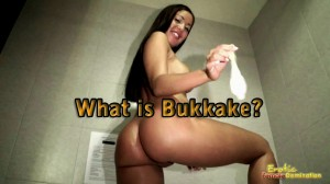 What is Bukkake? Group Facial & Japanese Bukkake Information