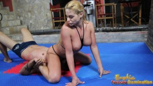 Femdom Submission Lessons 1 – Asserting Her Dominance