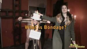 What is Bondage? Ligotage & Tying up Fetishes